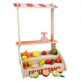 Wooden Fruit Shop