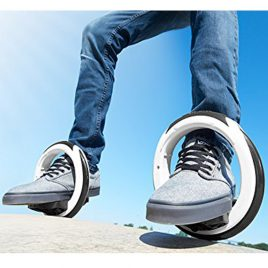 Modern Two Wheel Roller Skate-Orbit Wheel