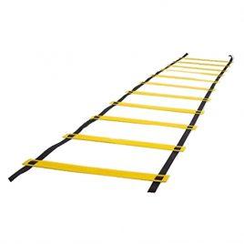 Durable Training Ladder – Black & Yellow