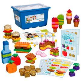 Lego Education – Café & Set with Storage 45004