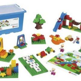 LEGO Education DUPLO Playground Set with Storage Box