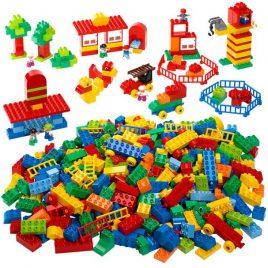 LEGO Duplo XL Bricks Set – 560 Pcs