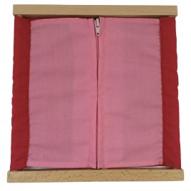 Dressing Frame Double Sided – Red & Pink