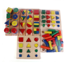 Wooden 14 in 1 Educational Kit