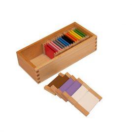 Montessori Color Tablet – 11 Pair