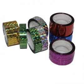Glitter Tape 12 pcs Set Decorative Tape for Art and Craft