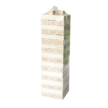 Wooden Stacker Jenga Game
