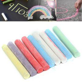 Chalk Assorted Colour 12 pcs Set