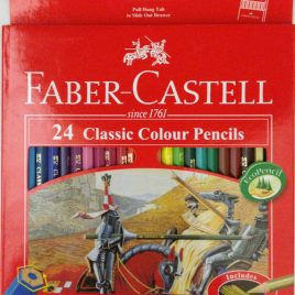 Faber-Castell – Colour of Nature Pencils 24pcs