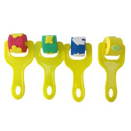 Stamp Brush 4 pcs Set